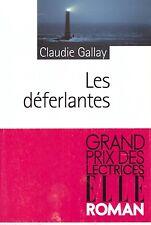 CLAUDIE GALLAY LES DEFERLANTES + PARIS POSTER GUIDE