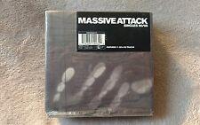 MASSIVE ATTACK - SINGLES 90/98 - 11 CD HEAT SENSITIVE BOX SET and POSTER - MINT