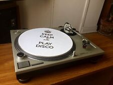 Technics SL-1200 MK2 Direct Drive DJ Deck Turntable