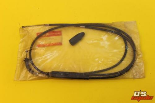 NOS SUZUKI 1975-1977 Throttle Cable Assembly PART# 58300-27110
