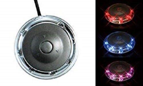 Tri Color Blue Red /& Purple 40 Patterns NEW! Varad KS700US Round LED Scanner