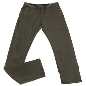 0972x Jeans poches homme Pantalon Coton Hommes 5 Armani Pantalon Vert nXRnqBFO