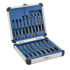 16pc Drill All Drill Set 3mm 12mm Extended 15 17 And 18mm Bits In Toolbag