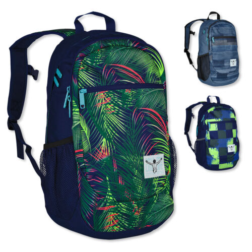 Chiemsee Techpack Two Rucksack für Schule Freizeit Reise Outdoor Sport Farbwahl