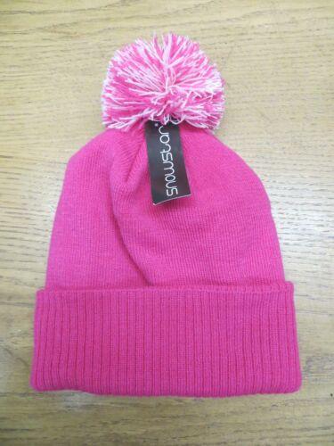 Personalised Kids Winter Pom Pom Hat