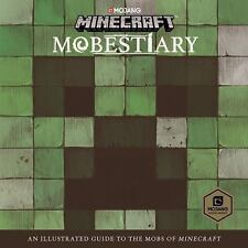 Minecraft: Mobestiary by Mojang AB Staff (2017, Hardcover)