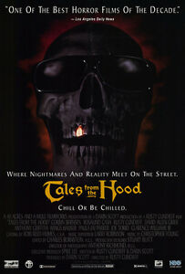 """27x40/"""" Theater Size TALES FROM THE HOOD Movie Poster Licensed-NEW-USA B"""