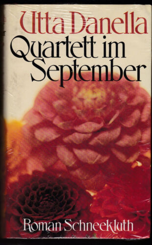 1 von 1 - Utta Danella - Quartett im September
