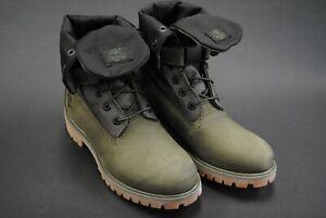 caja fingir microondas  A28WJ] NEW MEN'S TIMBERLAND PREMIUM L/F GAITER BOOT DARK GREEN GRAPE LEAF  TM76 | eBay