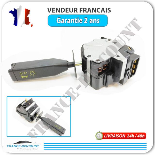Commutateur Commodo d eclairage et clignotant Renault R19 = 7700766407