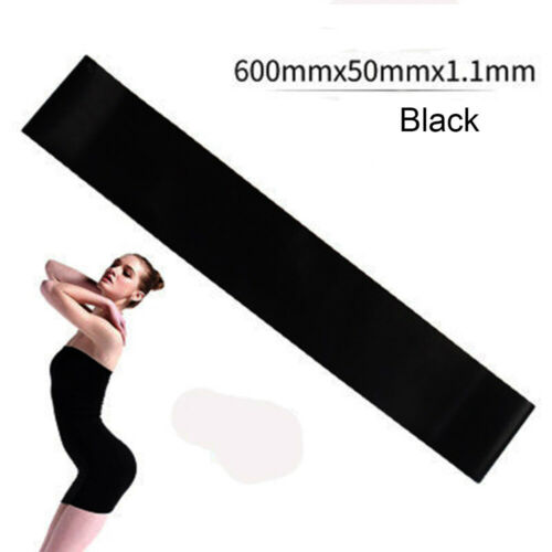 Fitness Gym Equipment Resistance Bands Strength Rubber loops Yoga Belt