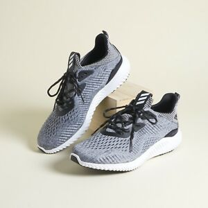 1469fc6c0 New Women s ADIDAS ALPHABOUNCE EM - BY3507 - Engineered Mesh Black ...