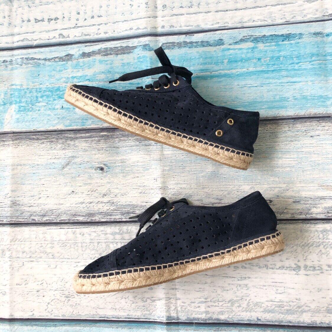 New Jimmy Choo 38.5 Women's shoes bluee Suede