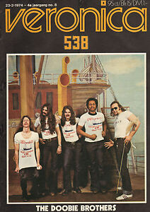 VERONICA-1974-nr-08-DOOBIE-BROTHERS-FRANS-HALSEMA-MUD-ALBERT-WEST