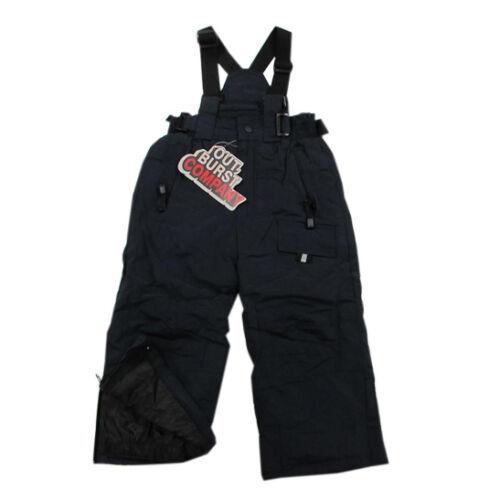 98,116 Outburst Pantaloni Neve Pantaloni Yorkton travi Pantaloni Unisex Blu Scuro Tg