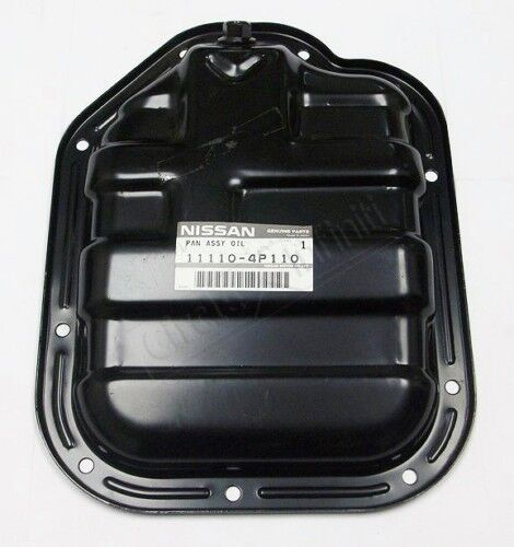 New OEM Infiniti G35 Coupe Lower Engine Oil Pan 2003-2007