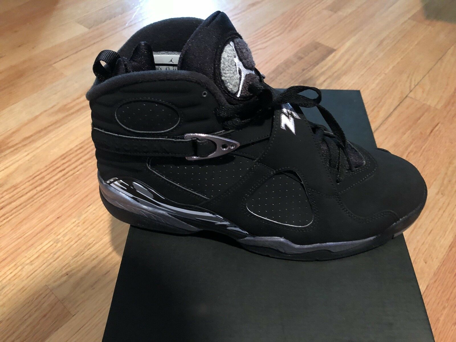 Air Jordan Retro 6 Chrome Size 10.5