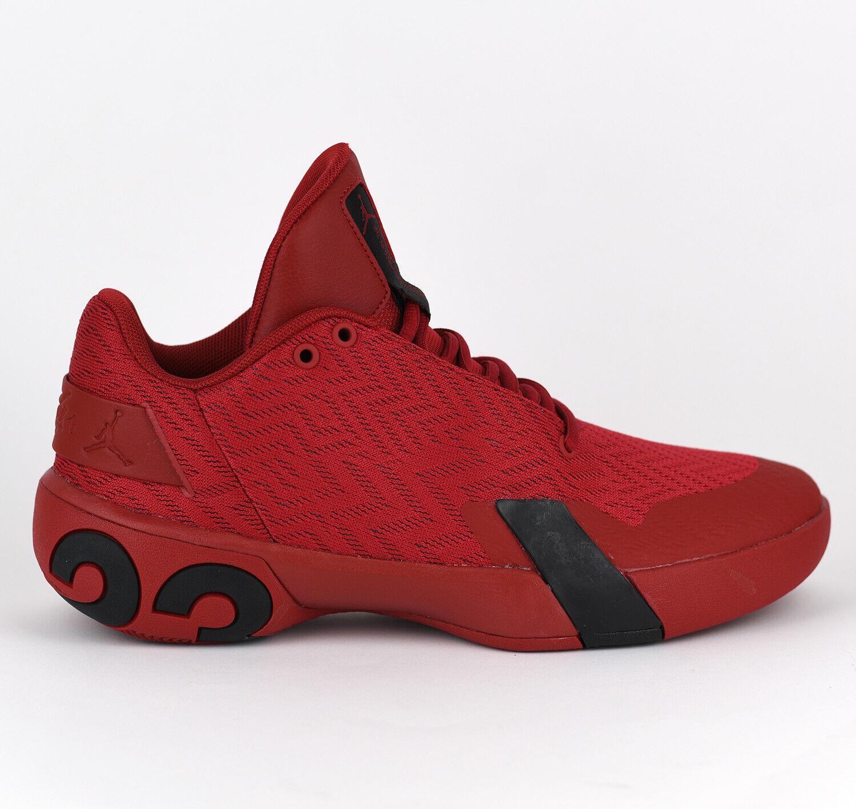 Jordan Ultra Fly 3 Low Men Basketball shoes New Gym Red Black AO6224-600