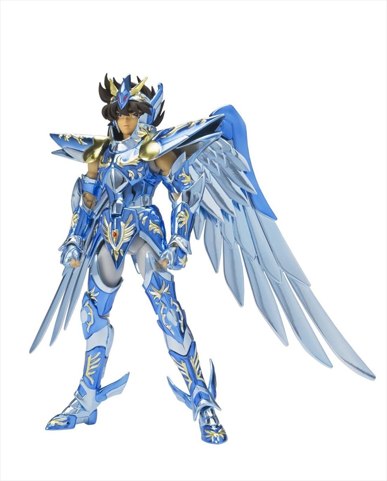 Bandai Saint Cloth Myth Pegasus Seiya God Cloth 10th Anniversary Edition Figure