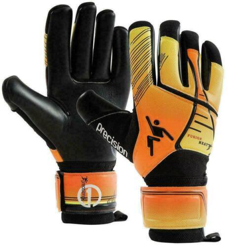 Precision Football Goalkeeping Gloves Fusion Heat