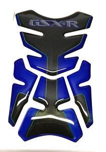 PAD-PROTECTION-RESERVOIR-SUZUKI-GSXR-600-750-1000-BLEU-LOOK-CARBONE