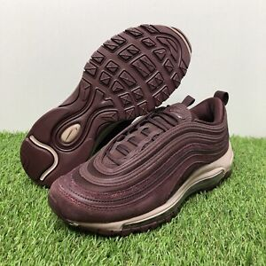 clearance sale cheaper new images of Details about Nike Air Max 97 Burgundy Crush Metallic Mahogany AV8198-600  Women's Size 9.5