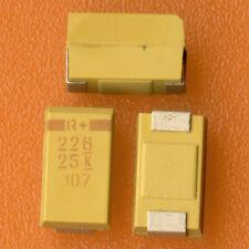 50× KEMET T495X226M025AS TANTALUM CAPACITOR 25V 22uF 20% LOW ESR X-CASE SMD SMT†