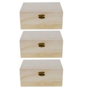 3pcs-Natural-Unfinished-Wooden-Jewelry-Organizer-Storage-Box-Christmas-Gifts