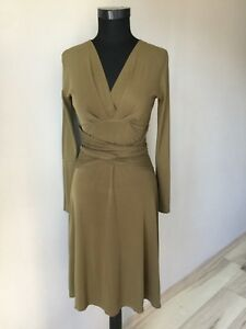 Marc-Cain-Damen-Kleid-gr-2-100-baumwolle-Free-shipping-for-Germany