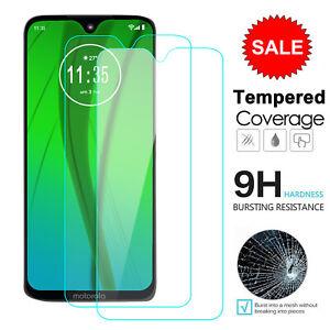 For-Motorola-Moto-G7-G7-Plus-Supra-Power-Play-Tempered-Glass-Screen-Protector-US