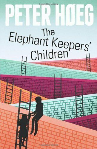 The Elephant Keepers' Children,Peter Høeg, Martin Aitken- 9781846555848