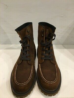 Frye Mens NEW Pine Lug Leather Boots 10