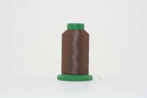 ISACORD 40 Trilobal Polyester Embroidery Thread 40 wt 1000M Brown Colors
