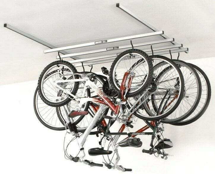 Saris Cycle Glide Ceiling Mount Storage