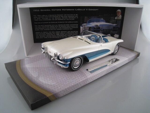 LaSalle II Roadster Limitée à 999 Pièces Minichamps 1 18 Nouveau neuf dans sa boîte