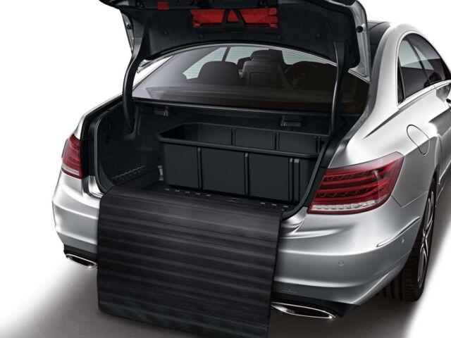 Genuine Mercedes-Benz Concertina Load Sill Bumper Protector A2536931900  NEW