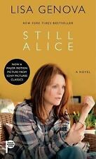 Still Alice by Lisa Genova (2014, Paperback, Movie Tie-In)