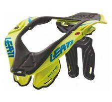 2017 Leatt Brace GPX 5.5 Lime Adult S/M #S/M Neck Brace Protection Dirtbike