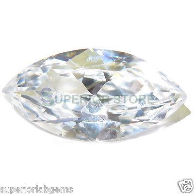 4.00 x 6.00 mm 0.50 ct OVAL Cut Sim Diamond Lab Diamond WITH LIFETIME WARRANTY