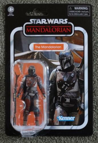 TVC environ 9.52 cm Star Wars The Vintage Collection les Mandaloriens 3.75 IN en stock