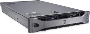 Dell PowerVault NX3000 Network Attached Storage NAS 6GB RAM 4x 1TB +2x 160GB HDD