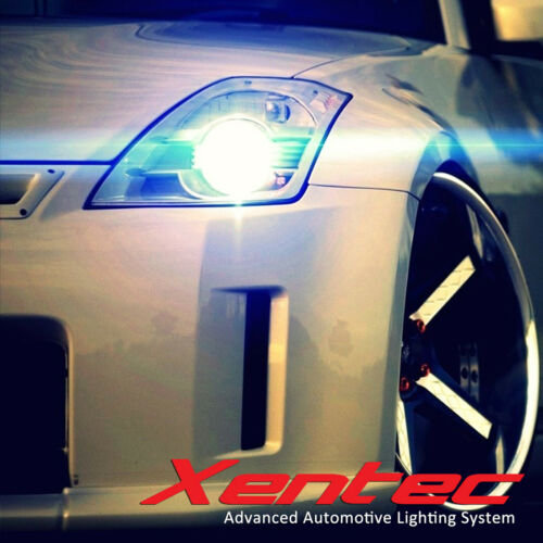 H1 LED Kit 6K 6000K Xentec 120W 12800lm White Lights Headlight Fog Light HID