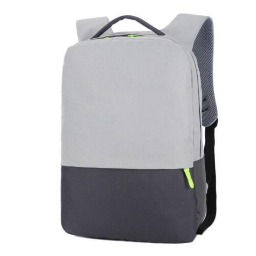 Bag Backpack Laptop Waterproof School Travel USB Port Anti Theft Men Shoulder