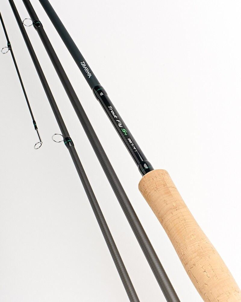 DAIWA NEW D Trout S4 Fly Fishing Rods - All Models