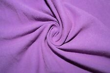 Orchid Cotton Lycra Spandex Jersey Knit Stretch Sewing Apparel Fabric BTY