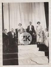 RUDOLPH VALENTINO King & Queen of Movieland MARION DAVIES Award ASTOR Photo 20s