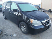 JUST IN FOR PARTS!! WS5612 2009 HONDA ODYSSEY Woodstock Ontario Preview