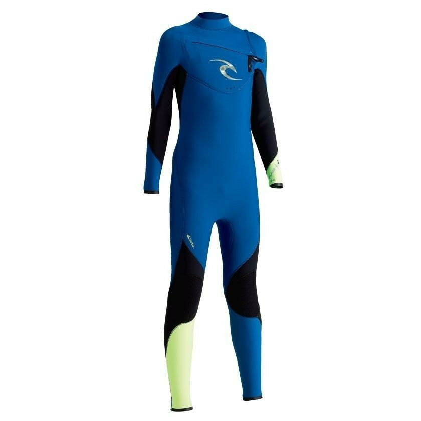 RIP CURL Youth 3.2mm FLASH BOMB C Z Wetsuit -  blue - Size 10 - NWT -  best reputation