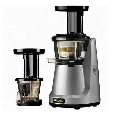 New NUC Electronics New Galaxy Premium Juicer Extractor GJ-330+Chopper set