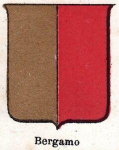 Bergamo-Small-Crest-1901-Chromolithography-Print-Ancient-mat
